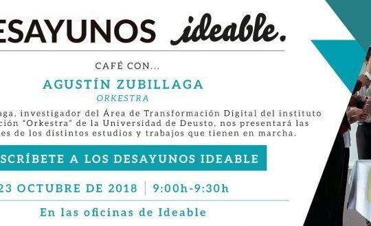Desayunos Agustin Zubillaga Orkestra
