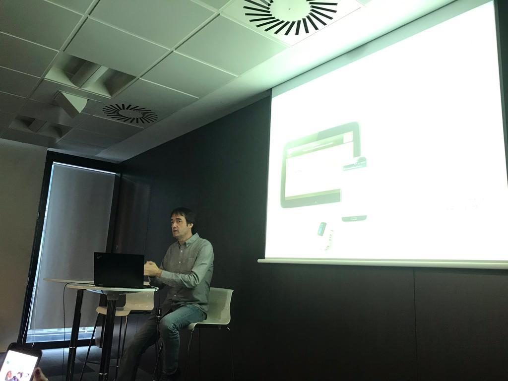 Iñaki presenta Kwido como éxito Silver Economy