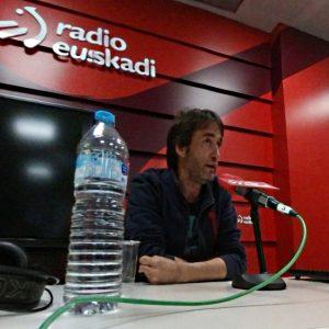 Radio Euskadi Iñaki Bartolome