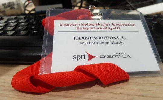 Networking Empresarial de Basque Industry 4.0 - ideable